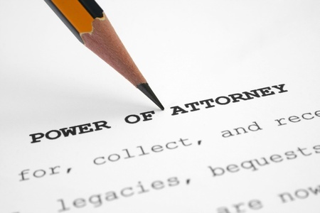 Power of Attorney Matters