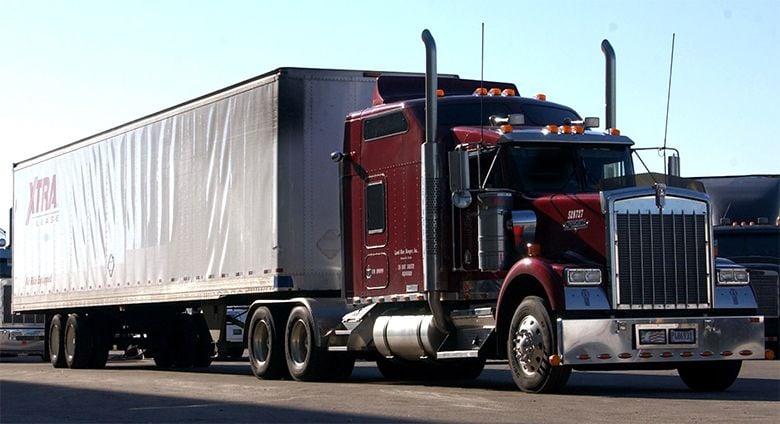 Semi Trucking Accident in Morgantown, West Virginia