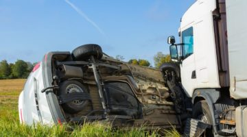 Liability in a Truck Accident Claim