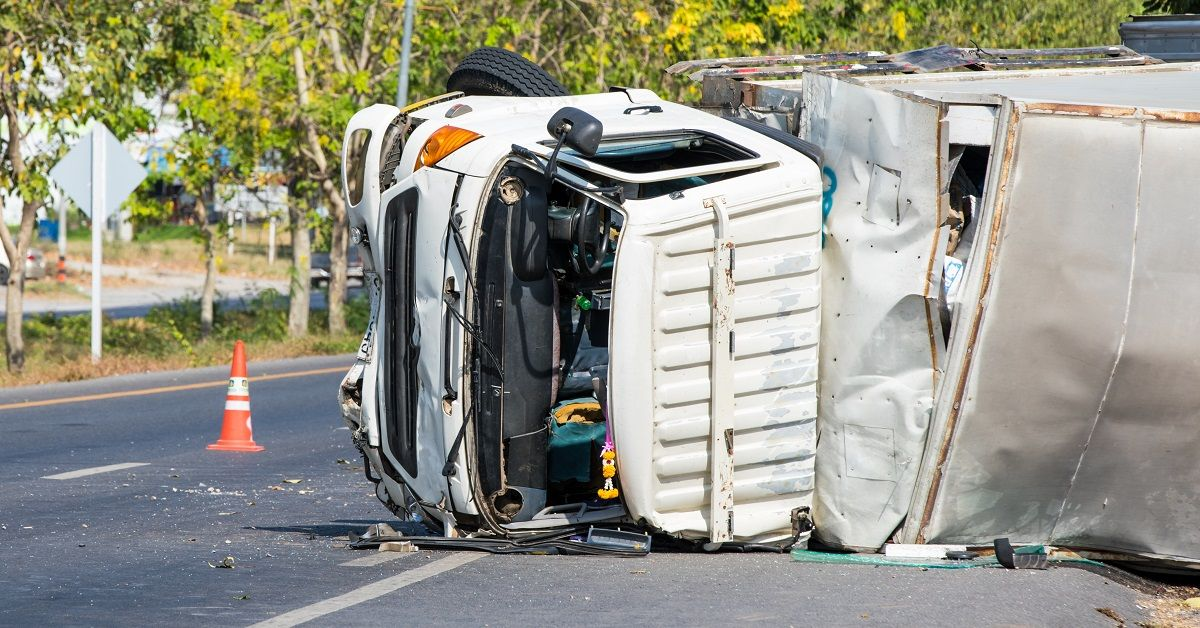 Fault in Trucking Accident Claims