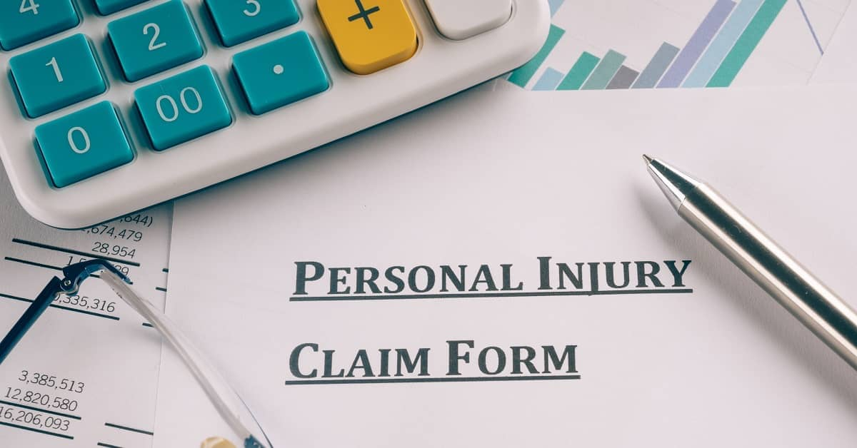 Damages for Personal Injury