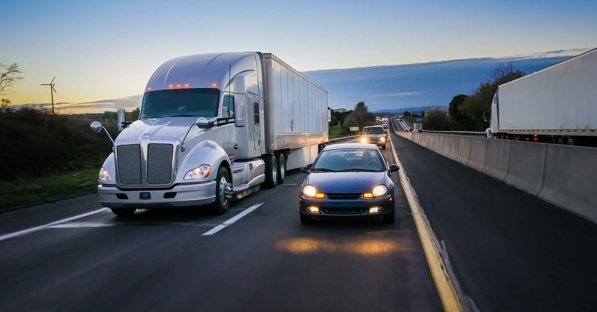 What Makes a Big Rig Truck Dangerous?   Colombo Law
